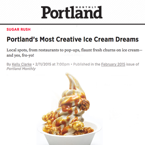 Portland Monthly | February 2015