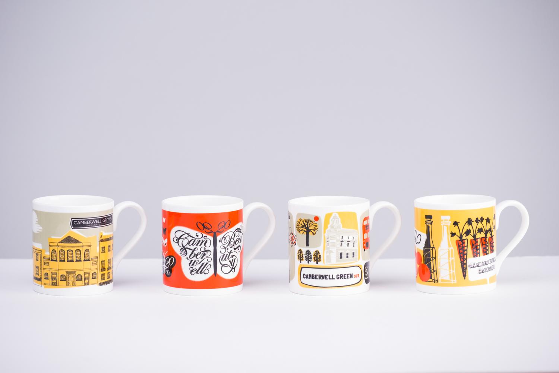 Camberwell Mugs