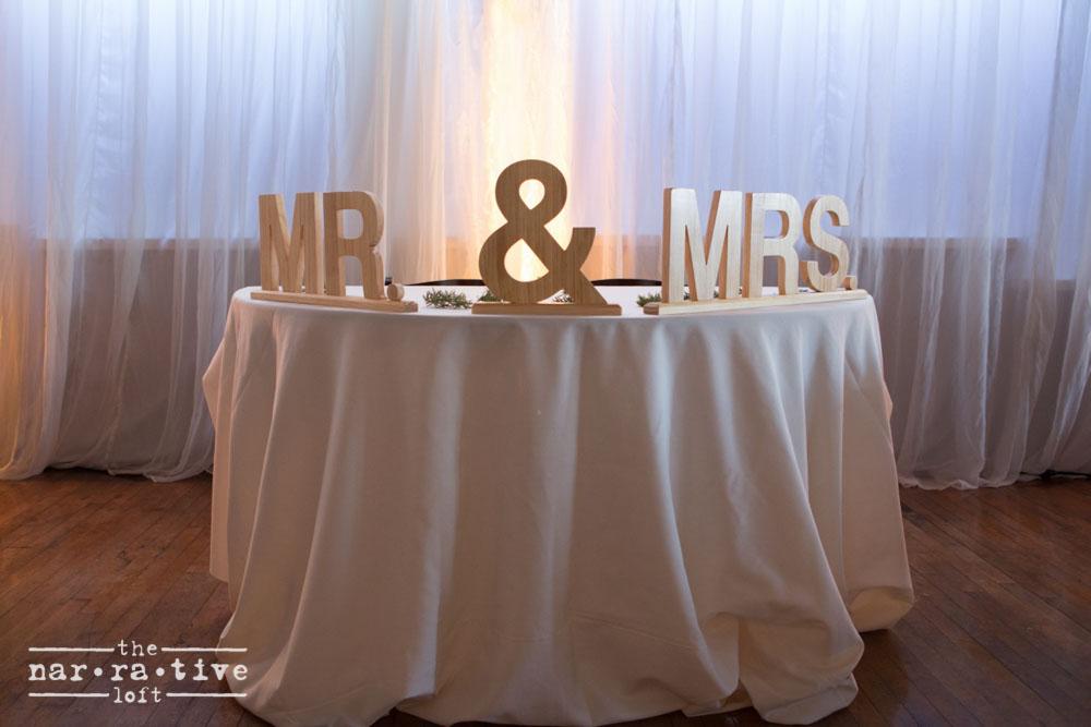 Congrats John and Allison!