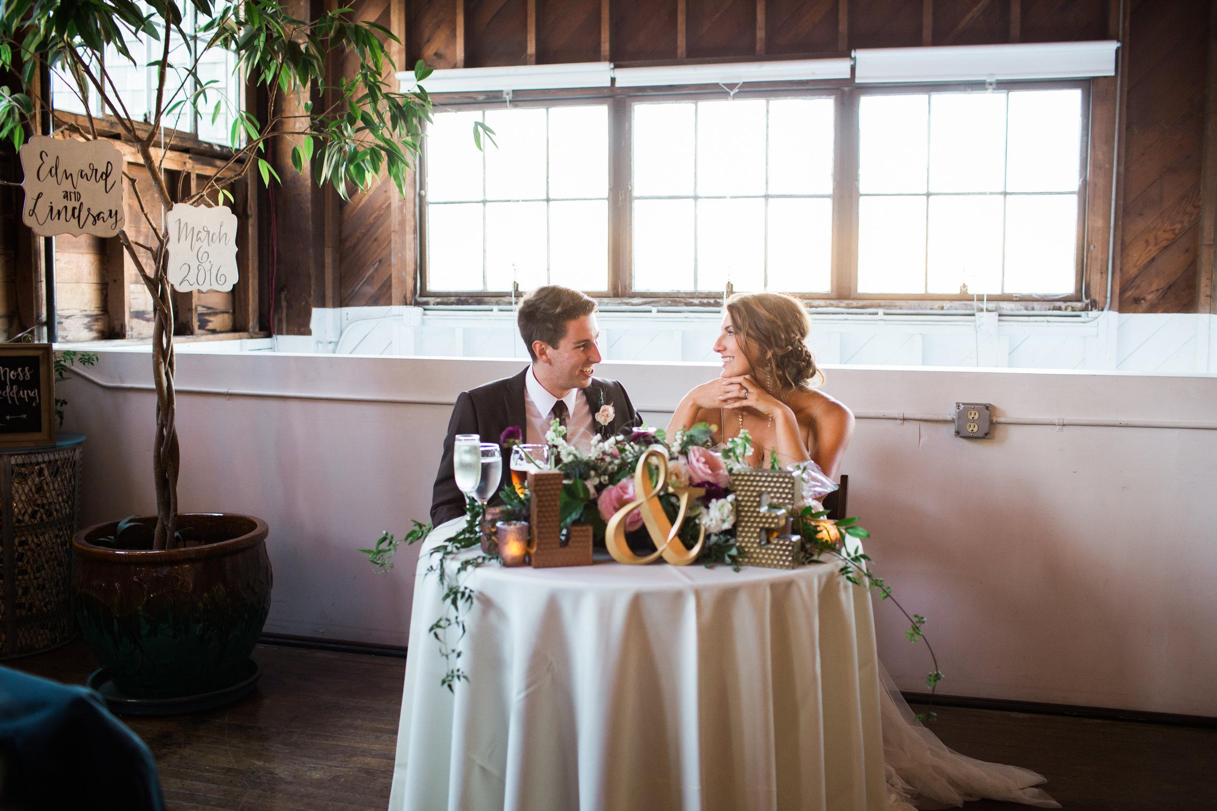© Paul Miyake ...A beautiful snapshot of the newlyweds.
