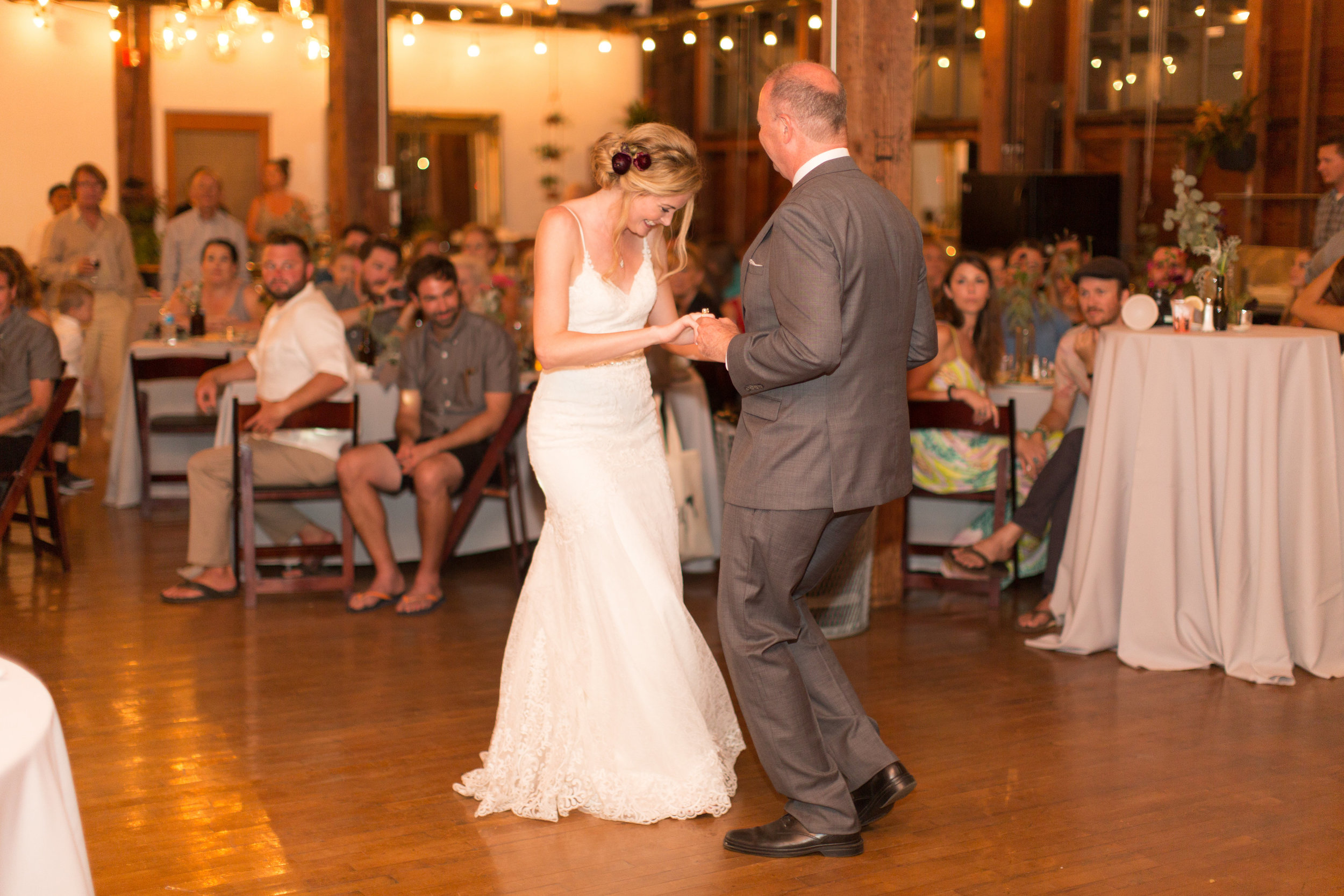 © Wondertribe  - Nothing sweeter than the father daughter dance.