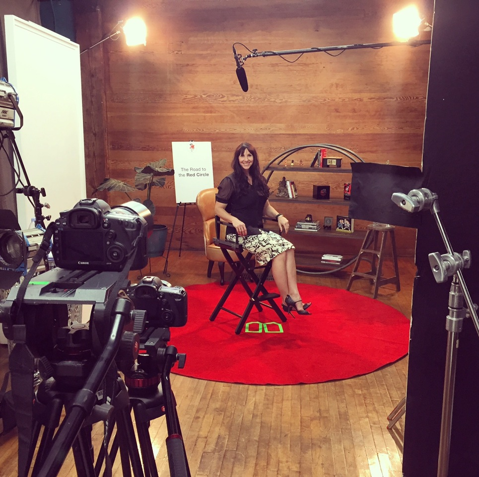 Behind the scenes with Kymberlee Weil, Owner of the Strategic Samurai.