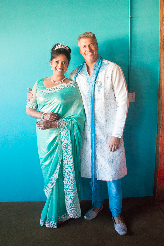 What an extraordinary duo, Radhika and Glen!  Photo Credit: The Narrative Loft
