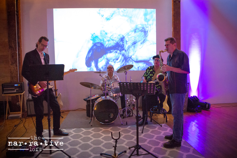 """The """"Jacob Stein Experience"""" kept the energy moving with their awesome tunes!"""