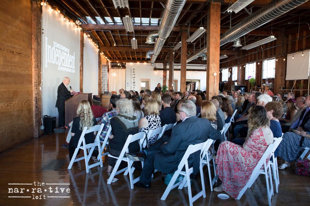 2015-  Santa Barbara Independent 's Indy Awards!