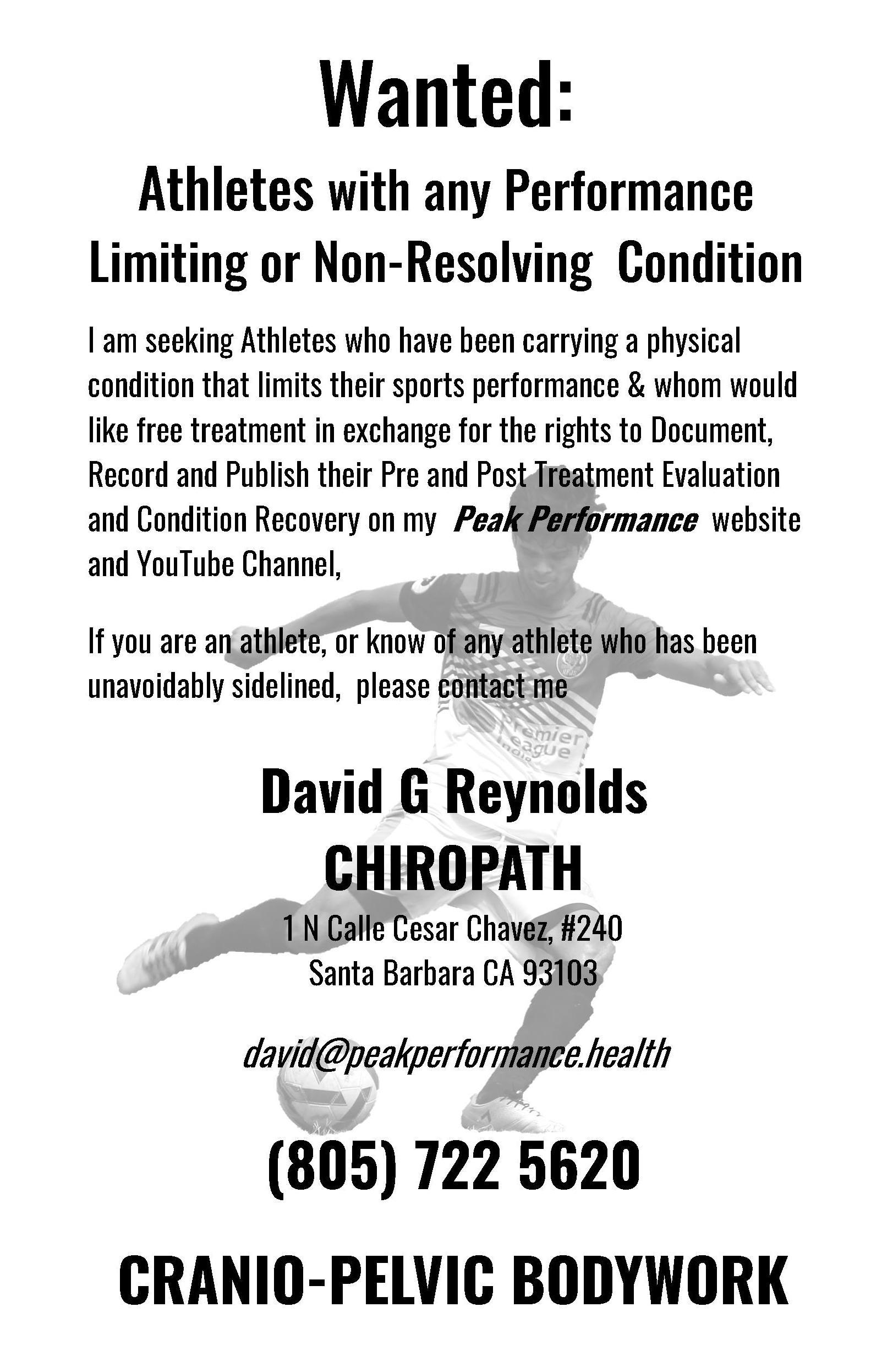 thenarrativeloft- David Reynolds athletes Wanted.jpg