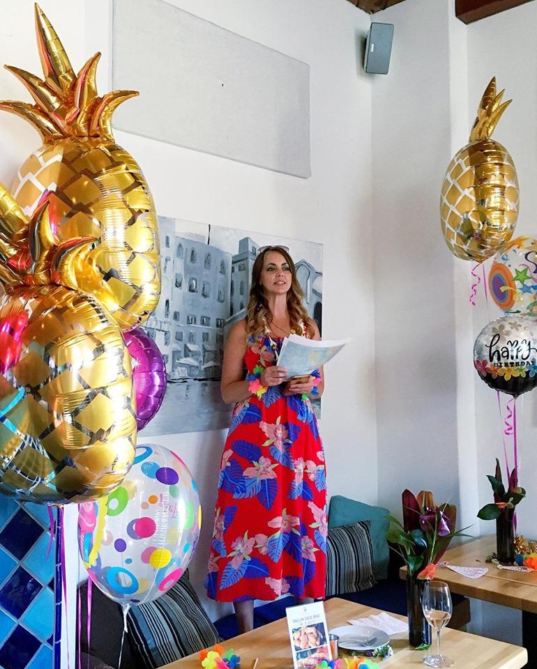 Alisa Wilcox at Michelle Lee's birthday celebration.jpg