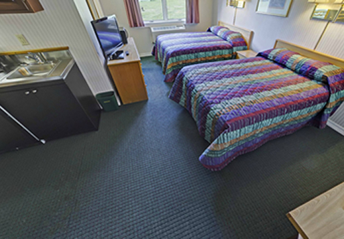 Stowe Superior Efficiency lodging