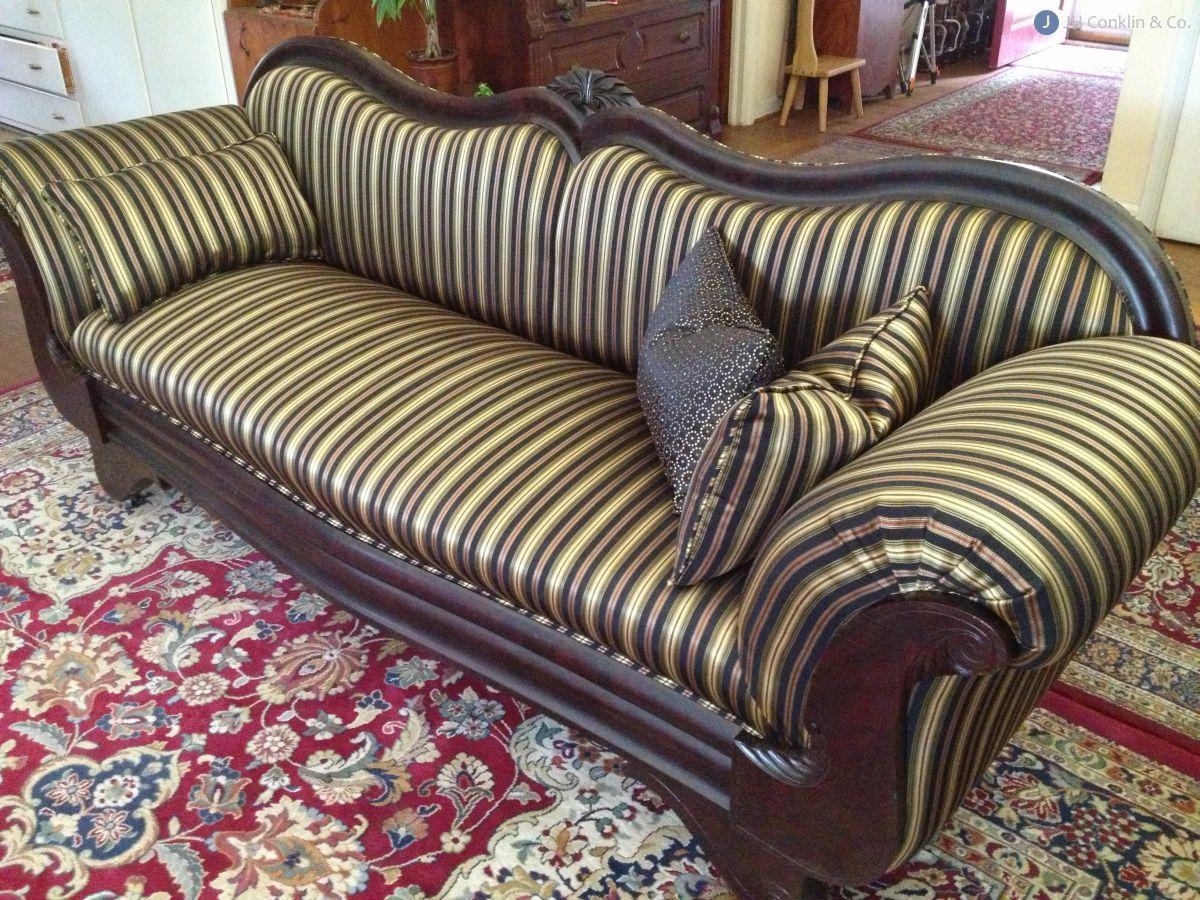Re-upholstered sofa in Woodstown, NJ
