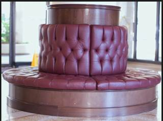 Sample cushion upholstery style