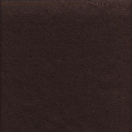 Nytek Satchel Chocolate performance vinyl substitute fabric.