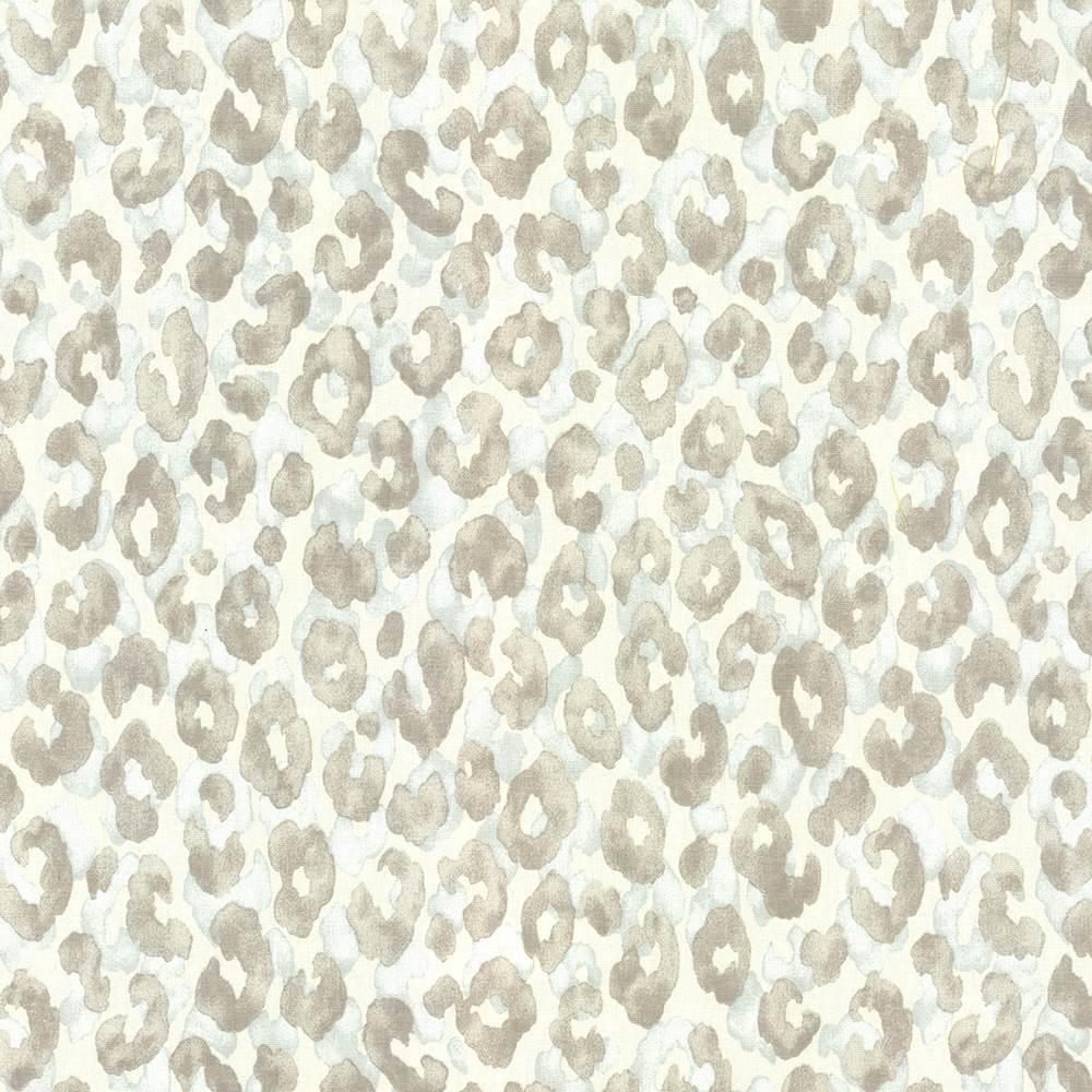 Kasmir fabric Jungle Safari color Breeze