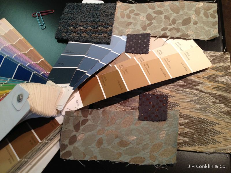 Commercial Fabric Selection