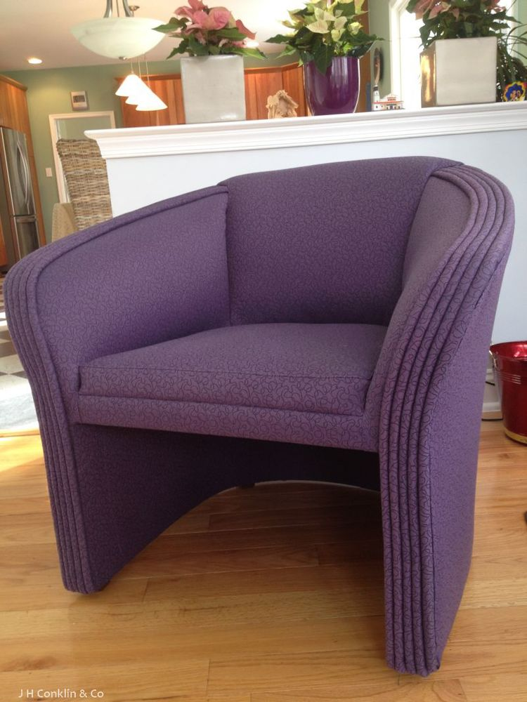 Hospitality Chair Reupholstered