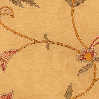 kasmir roman shade fabric s130 sienna