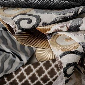 ..Traditional, transitional and contemporary styles, patterns and palettes. Browsing the Fabricut is an immersion in fabrics and trimmings. Fabricut is one of the largest, most progressive distributors of decorative fabrics for everyday decorating.