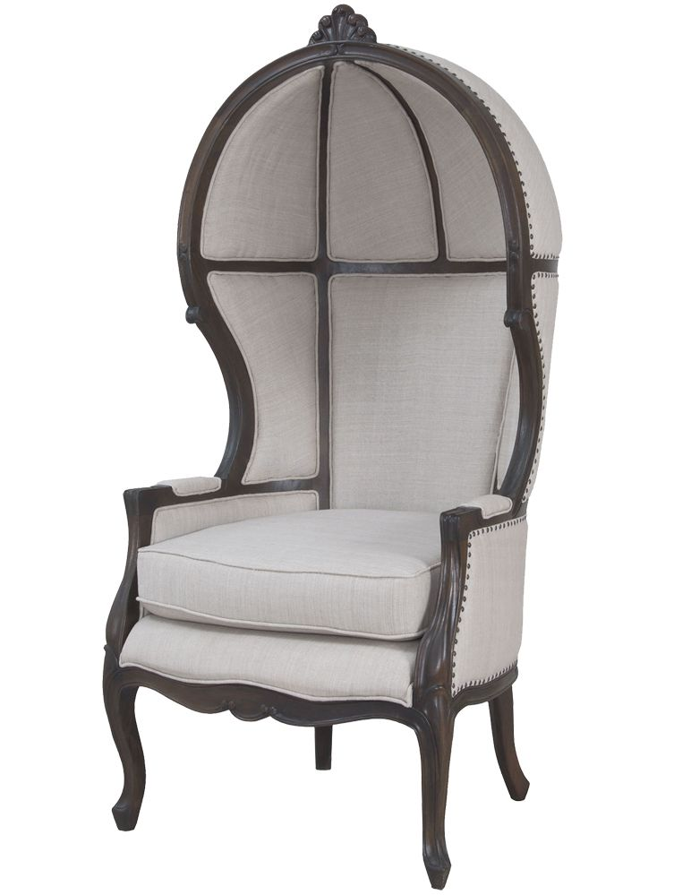 Porters Upholstered Chairs Vintage French