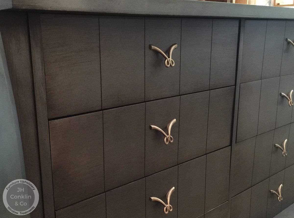 custom metallic finish dresser collingswood nj