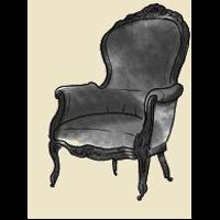 louis IV bergere chair
