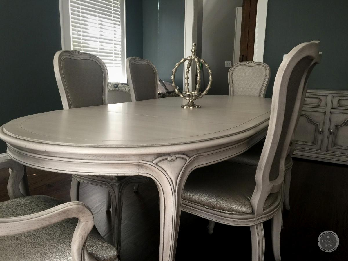 Furniture Refinishing Project Portfolio