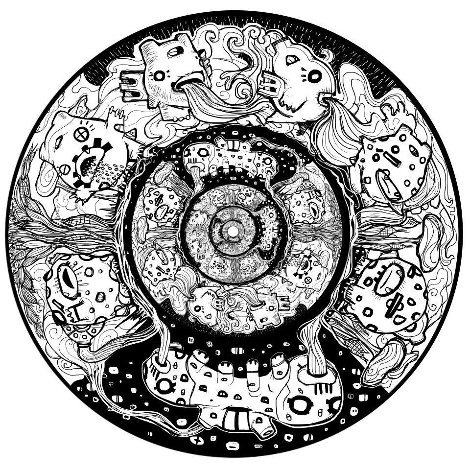 El mundo circular de la tripartición.