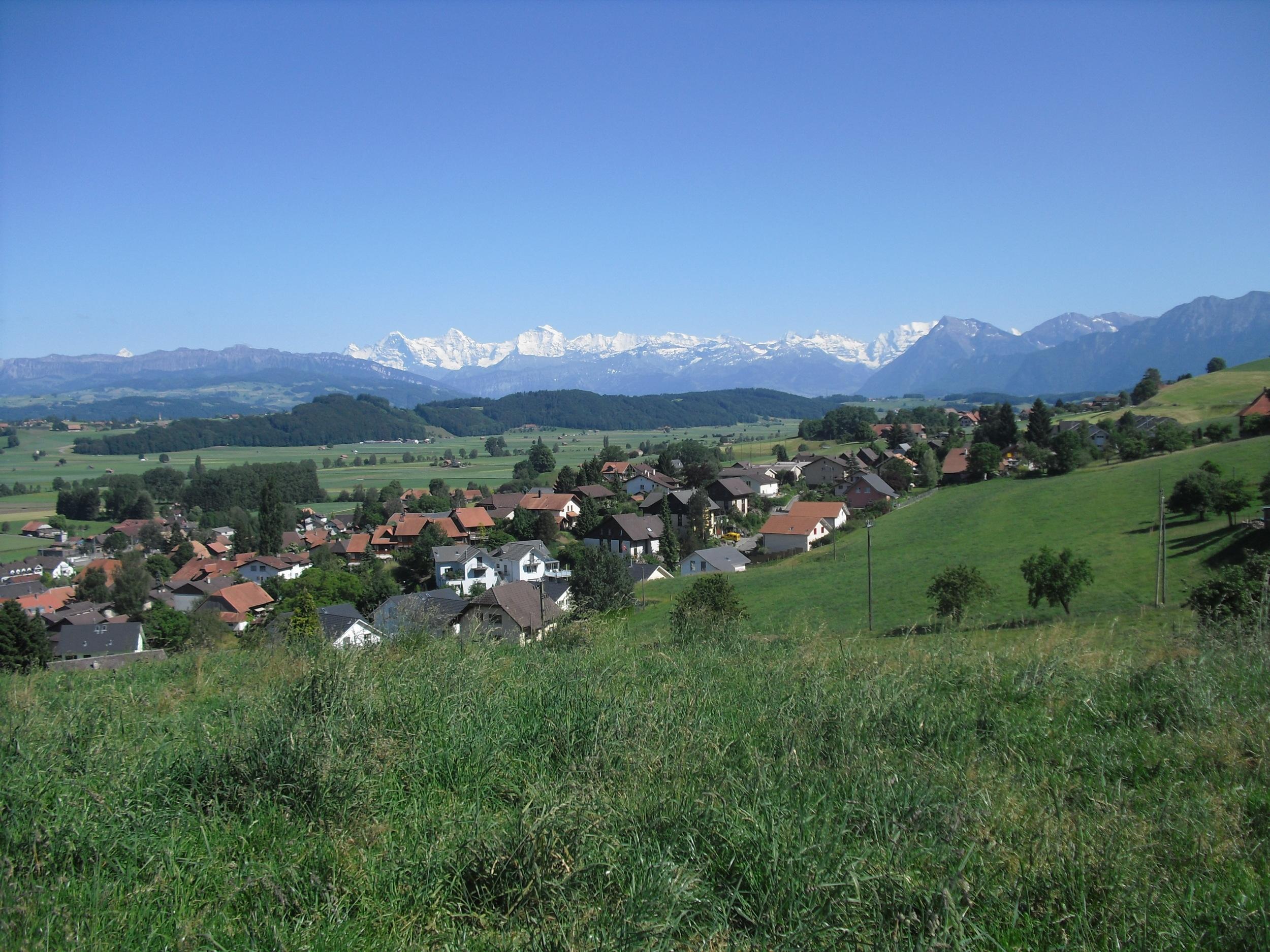 Near Riggisberg, Switzerland