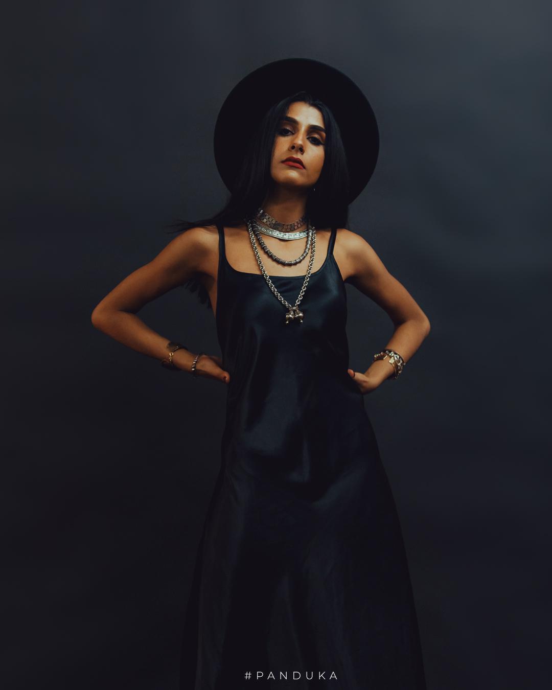Fashion Pose Female Model 2