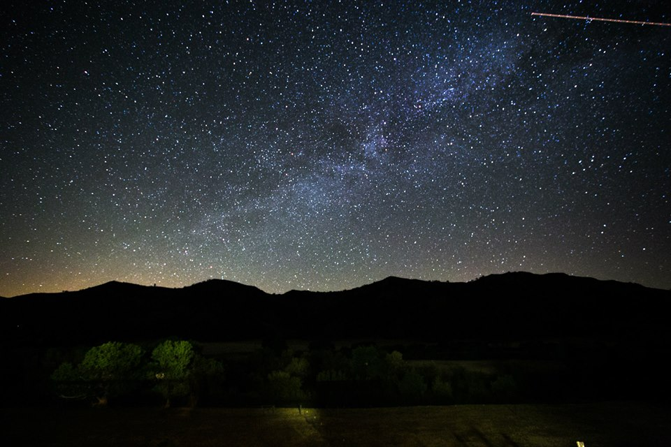 Epic Star Gazing