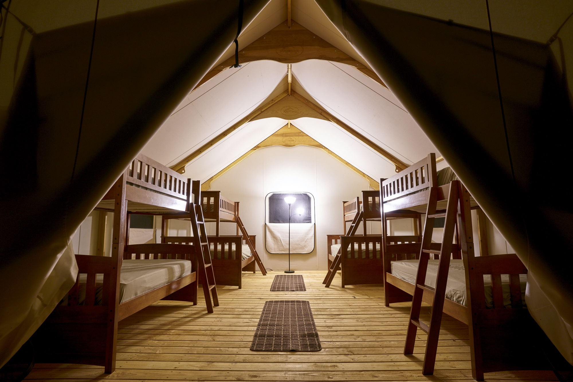 Glamping Cottages