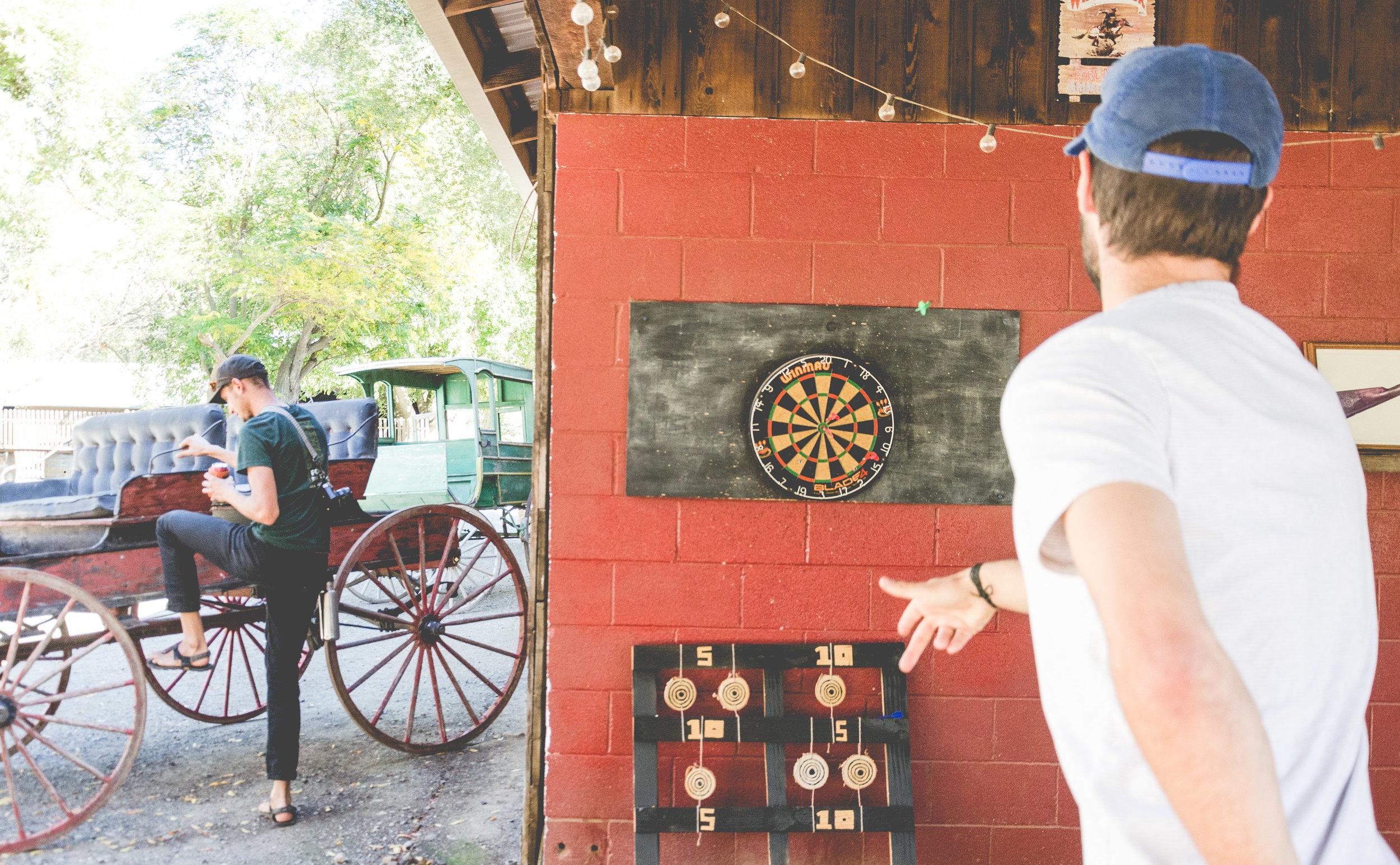 Darts and Pool hall