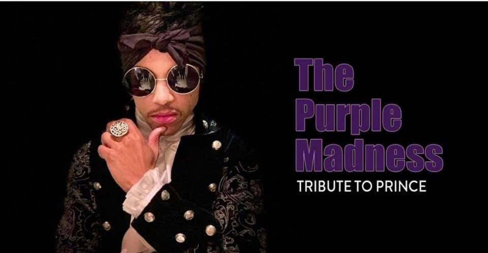The Purple Madness publicity photo