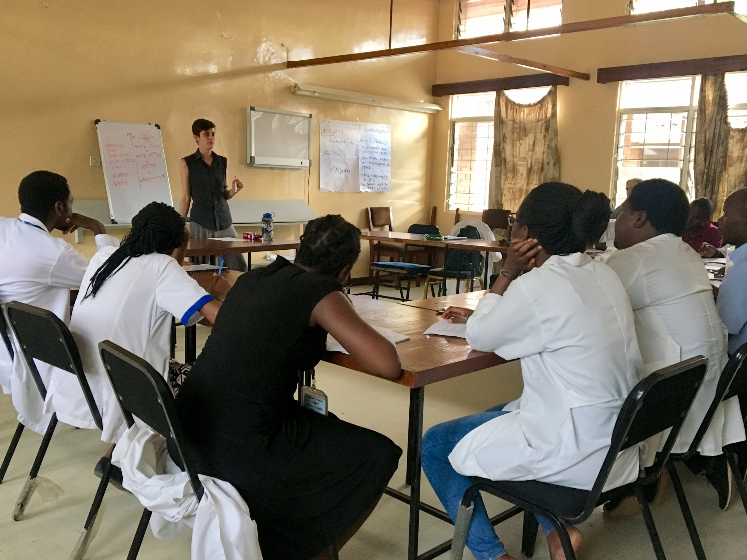 Malawi Program Info — Swedish Family Medicine Residency