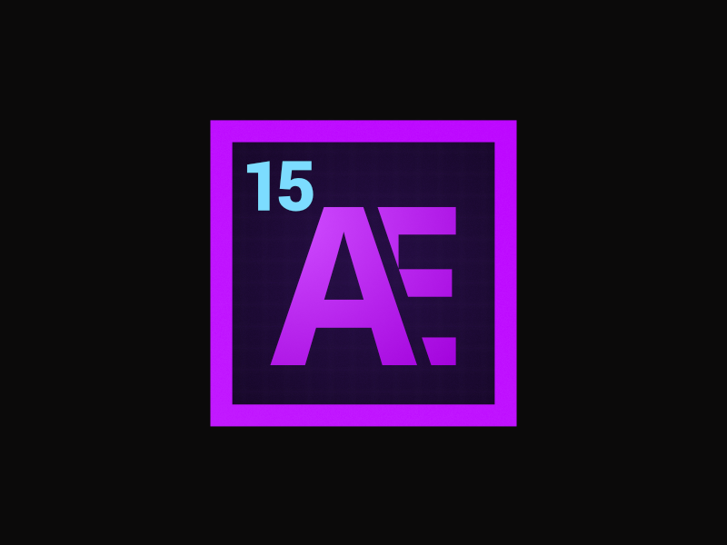 Redesigned AE 2015 logo