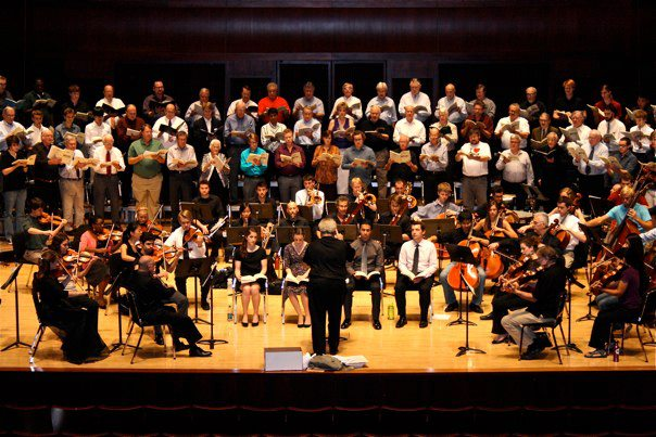 Mozart Requiem, Rice University 9/11/2011