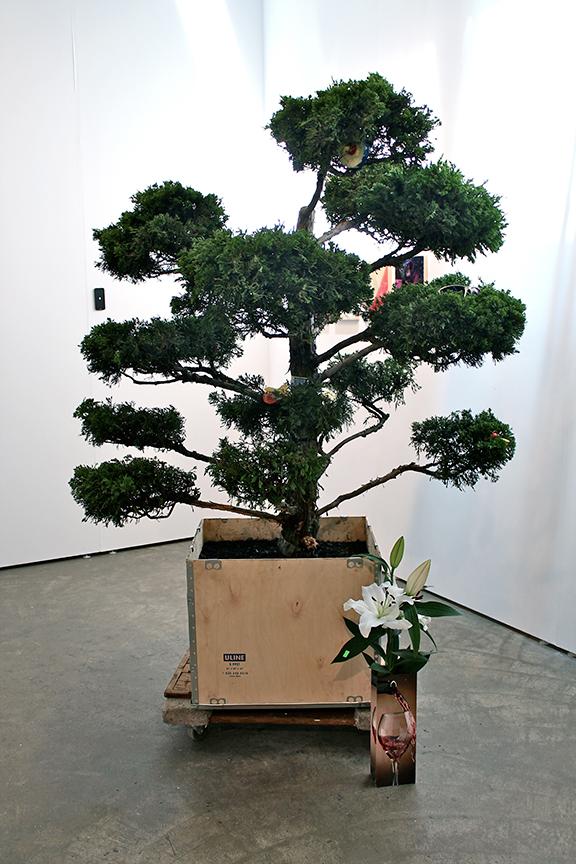 Untitled Installation  for SIGNAL Gallery, NADA Fair 2015