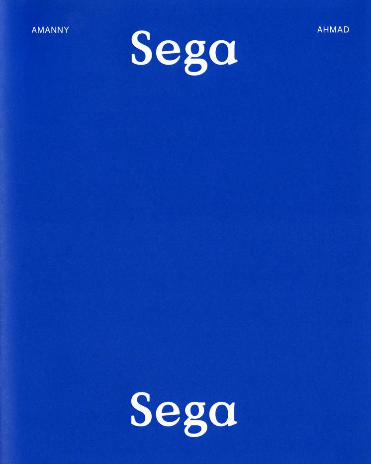 Sega Sega  Photo Book 24 pgs  2013