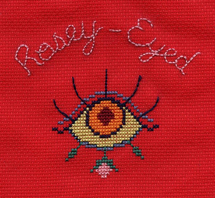 'Rosey-Eyed' - 2017