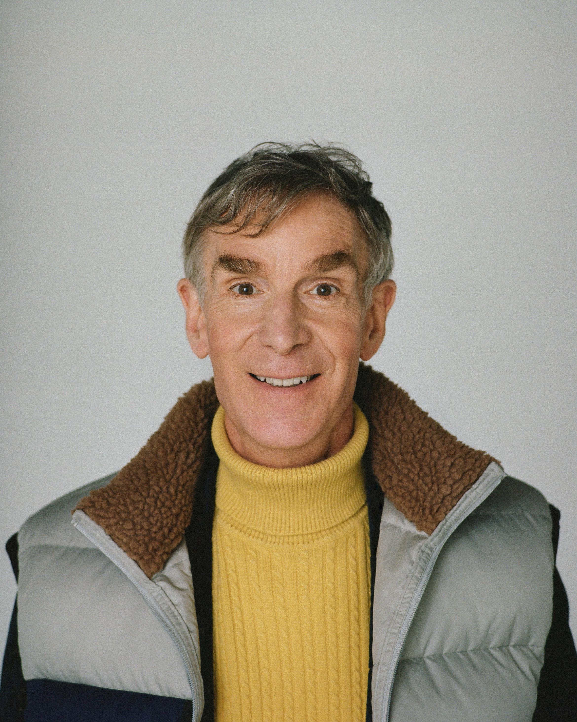Bill Nye for i-D