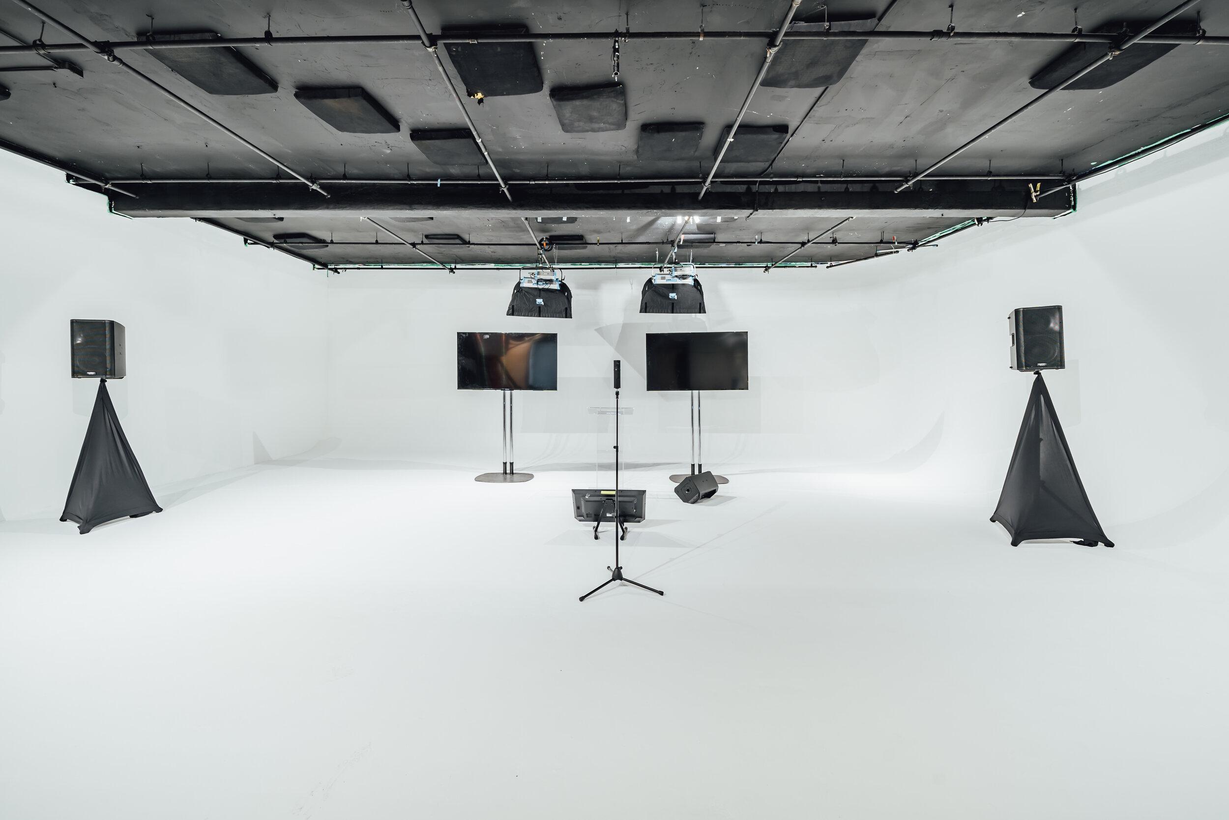 走进直播流在Studio 2设置。
