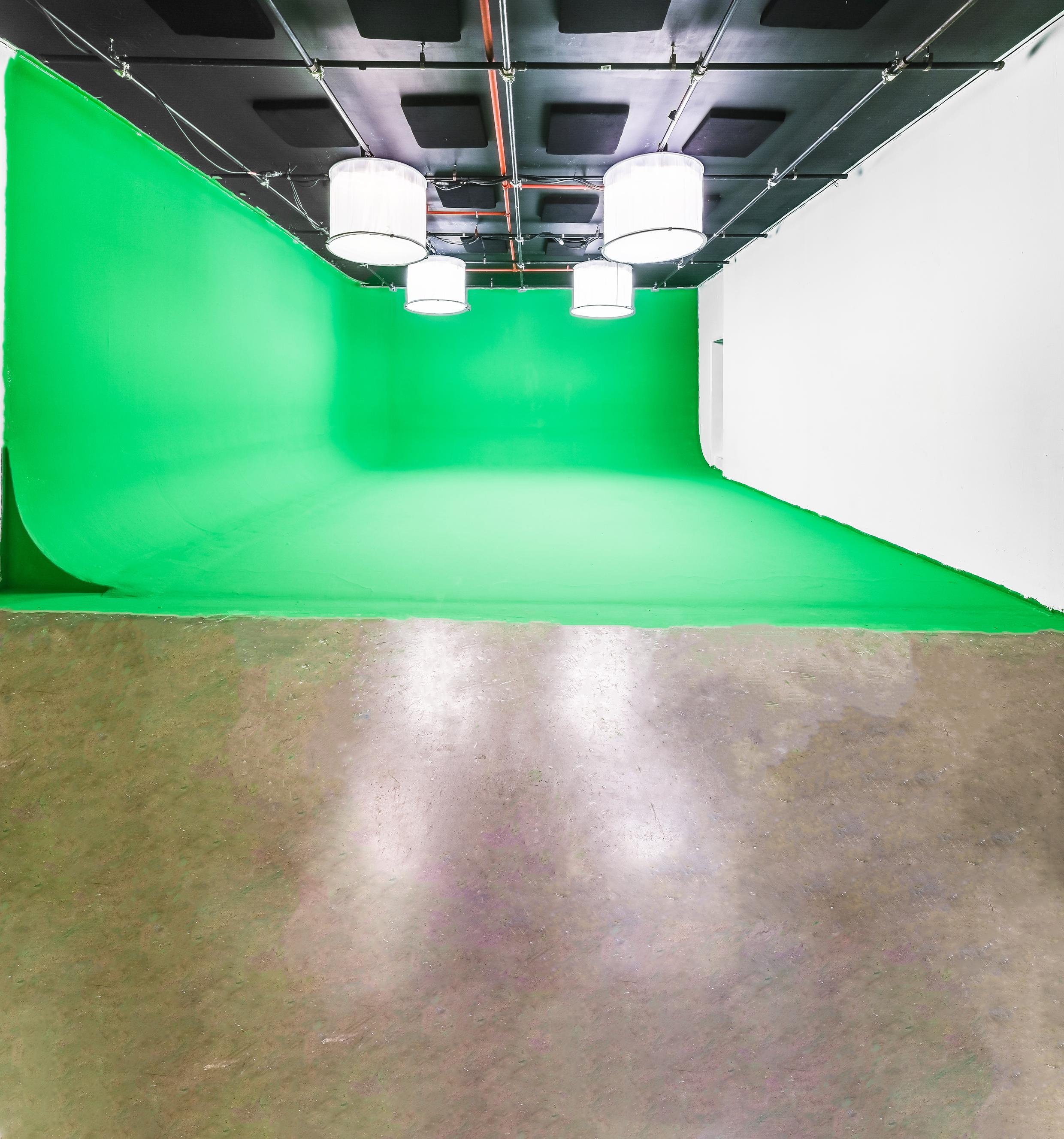 演播室4设施:4500平方英尺演播室:1420平方英尺