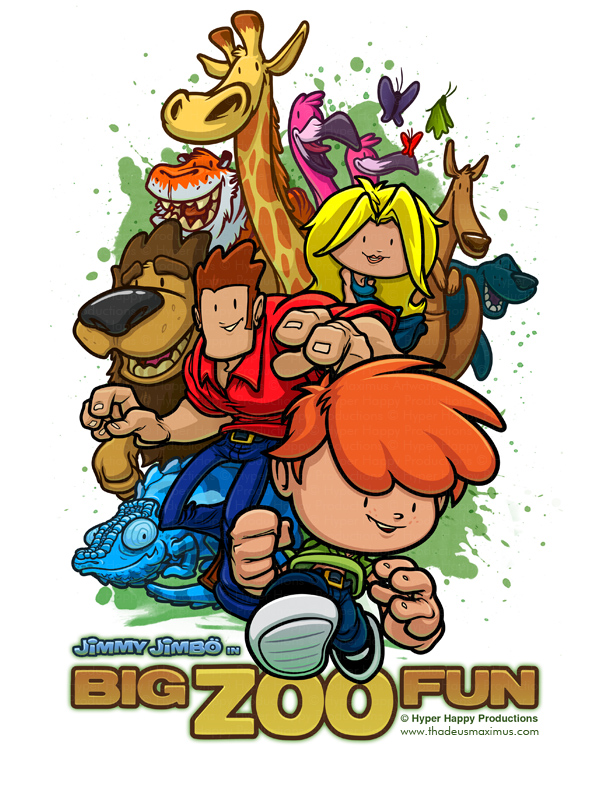 Big Zoo Fun - Promotional Image