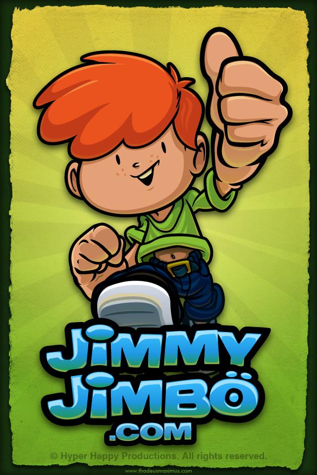 Big Zoo Fun Website - Wallpaper - Jimmy Jimbo
