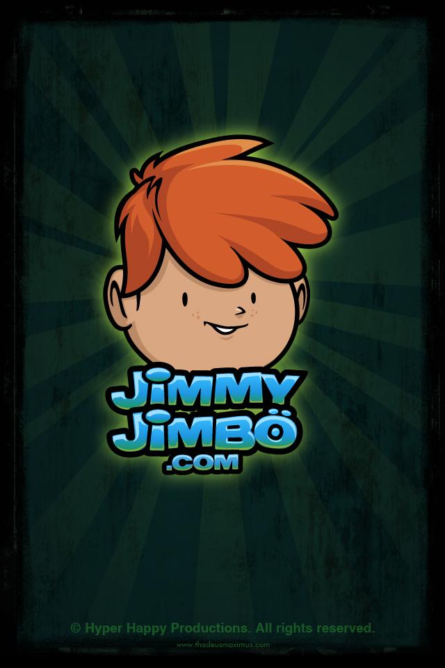 Big Zoo Fun Website - Wallpaper - Jimmy Jimbo 2
