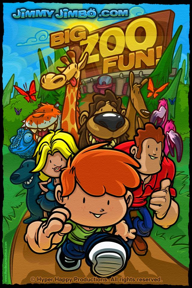 Big Zoo Fun Website - Wallpaper - Big Zoo Fun