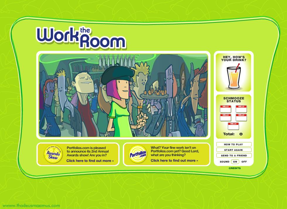 Work The Room - Art Femme