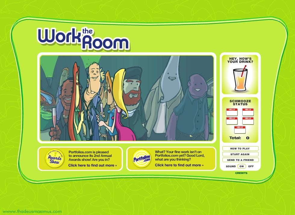Work The Room - Drunk