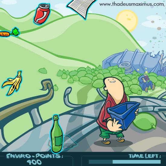 Enviro-Kidz - Game - 2