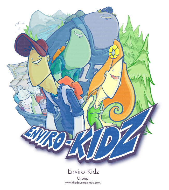 Enviro-Kidz: Group