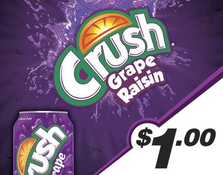 Vend Men Product Sample - Crush Grape