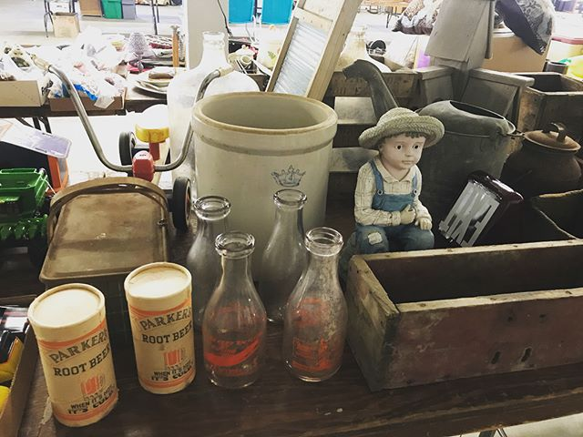 Are you drooling yet? This weekend has loads of primitives on it- and brand new items- there's something for everyone! Saturday 10am  Sunday 11am  #gordyville #auctions #antiques #collectables